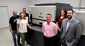 Turner Labels installs HP Indigo 6900 digital press