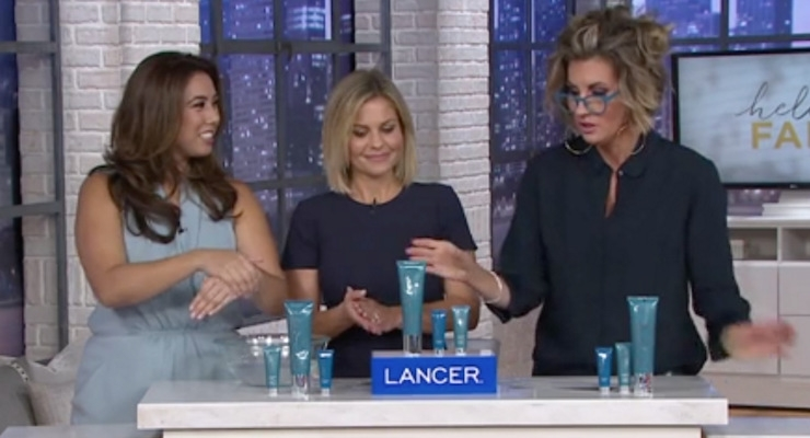 Lancer Skincare Makes QVC Debut with Star of