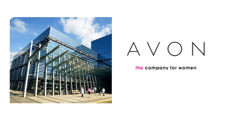 Avon Products To Close Offices in Rye, NY