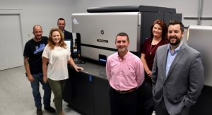 Turner Labels Launches Digital Printing with HP Indigo 6900 Digital Press
