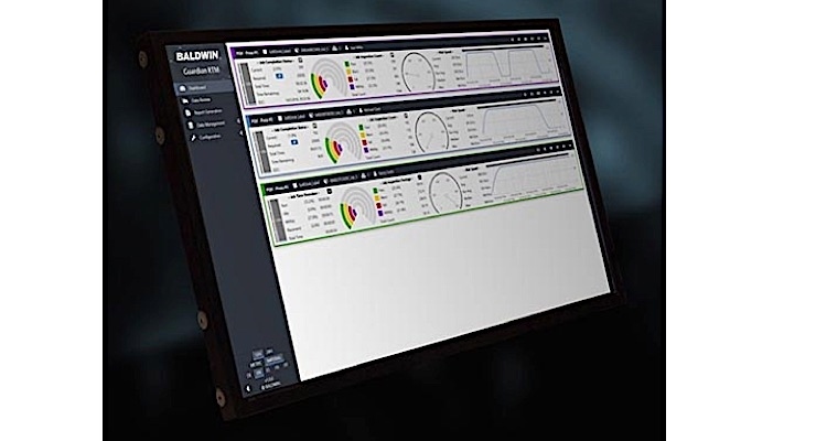 Baldwin Vision Systems showing data-sharing developments