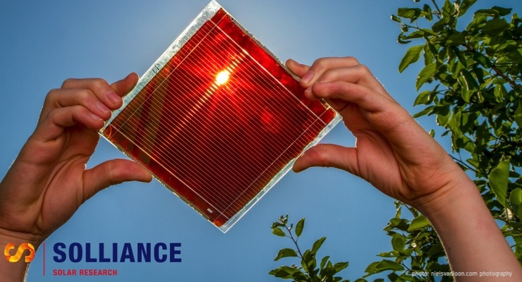 TNO, TU/e Develop Thermal Stable Perovskite Solar Cell