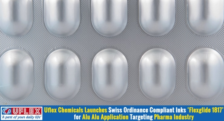 Uflex Chemicals Launches Swiss Ordinance Compliant Inks