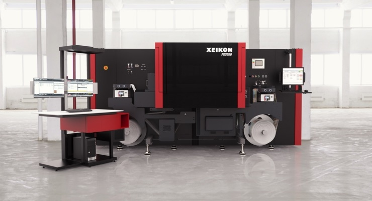 Xeikon Panther Technology Achieves UL Certification with FLEXcon Films