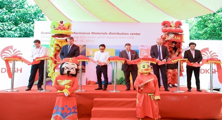 DKSH Opens New Distribution Center in Vietnam