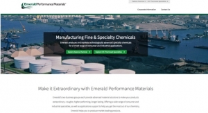 Emerald Redesigns Corporate Website