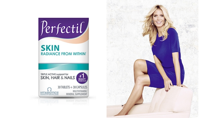 Beauty Vitamin Recruits Heidi Klum as Brand Ambassador
