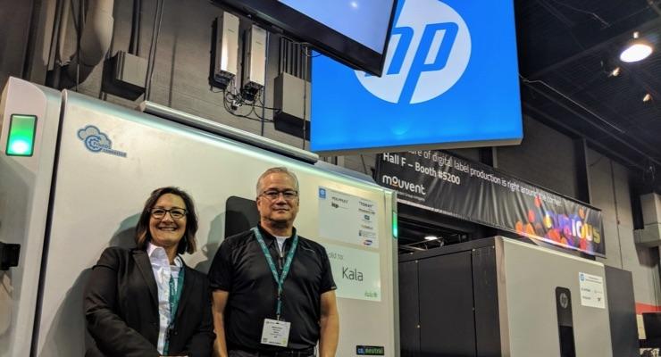 Kala Invests in Second HP Indigo 20000 Digital Press