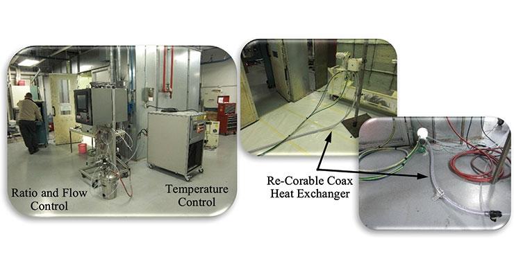 Figure 3. Test control system