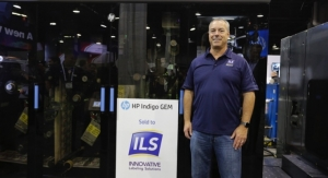 Innovative Labeling Solutions Installs First HP Indigo GEM Unit in U.S.
