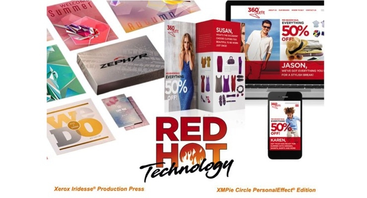 Xerox Wins Seven RED HOT Technology Recognitions Ahead of PRINT 18