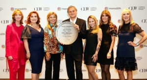 Shiseido's Marc Rey Is the 1st Male Honored at CEW Achiever Awards