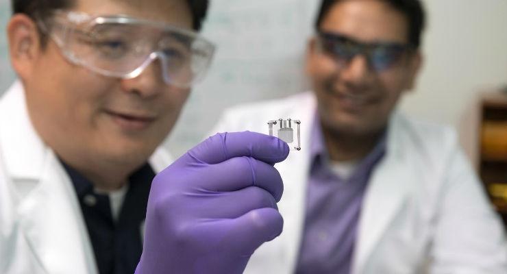 Implantable Glucose-Powered Sensor Monitors Biological Signals