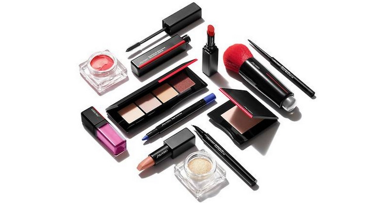 A Look at Shiseido Makeup: photos to follow