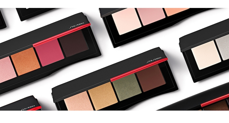 A Look at Shiseido Makeup: The ultra-slim Essentialist Eye Palette