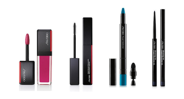 A Look at Shiseido's New Makeup Textures