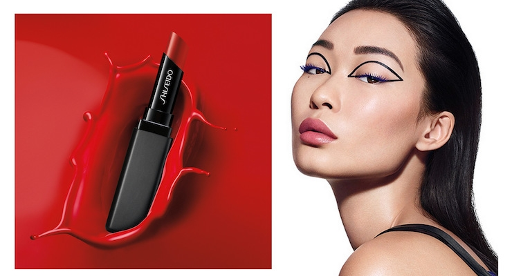 Look At Shiseido S New Makeup Textures