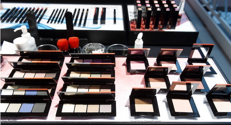 Shiseido Creates a J-Beauty Interactive Exhibit To Launch Makeup Line