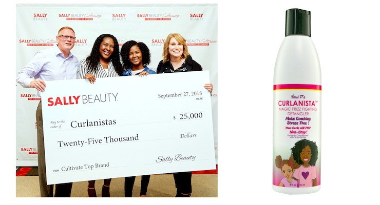 Sally Beauty Honors Mother Daughter Co-Founders Of Curlanista