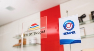 J.W. Ostendorf Officially Part of the Hempel Group