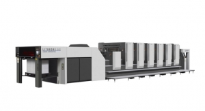 PrintArt Installs Komori Lithrone G40 with LED Curing