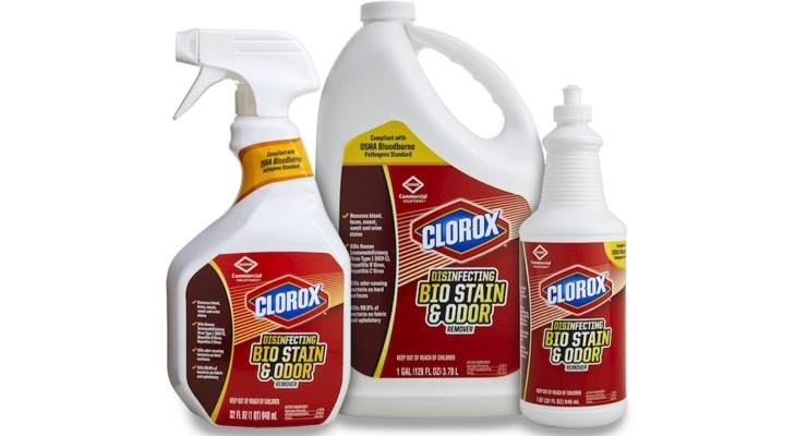 Clorox Professional Takes on Bio Messes