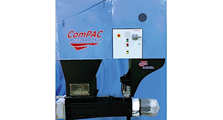 Precision AirConvey introduces ComPAC