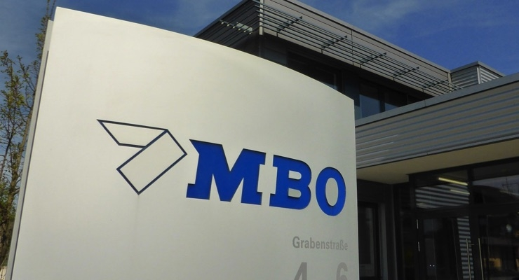 Heidelberg takes over the MBO Group, headquarters in Oppenweiler, Germany. (Source: Heidelberg)