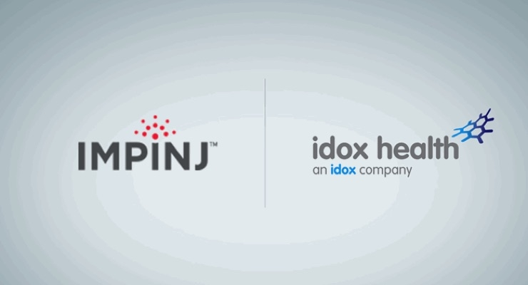 Idox Health Recognized as Impinj Gold Partner for Healthcare Excellence