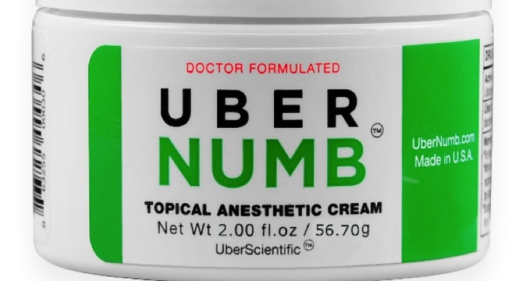 UberScientific Recalls Topical Anesthetic