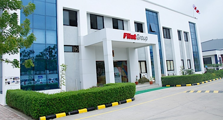 Flint Group India producing food-safe inks