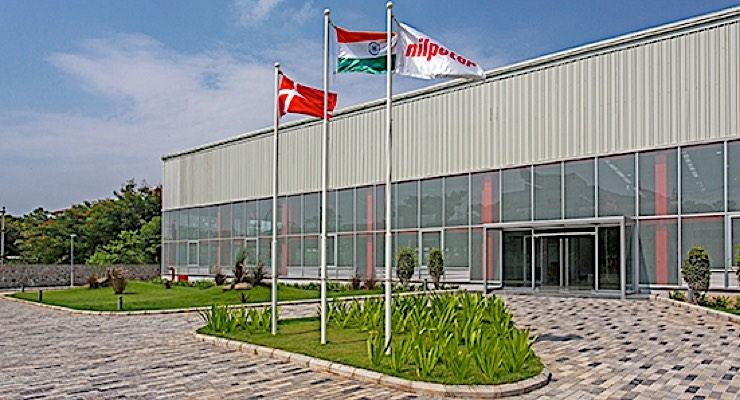 Nilpeter establishes new manufacturing site in Asia