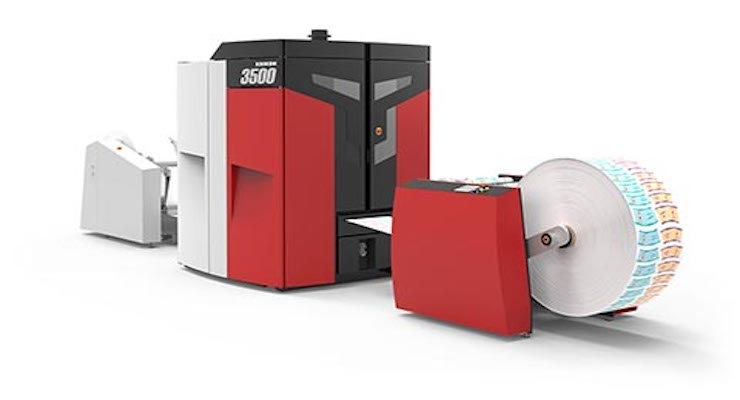 Xeikon Exhibits at ALL4PACK 2018