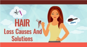 Hair Loss: Reasons & Solutions