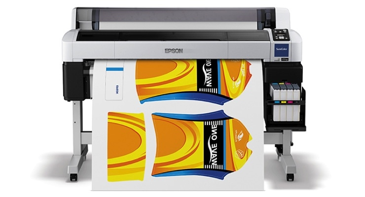 Epson SureColor F6200 Dye-Sublimation Printer Wins SGIA Product of the Year Award