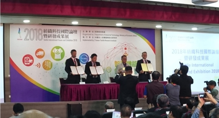 intelliFLEX Signs MOU with Taiwan Smart Textiles Association