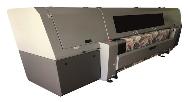 The Mosaica Group Showcases Panthera S4  Digital Sublimation Solution at SGIA Expo