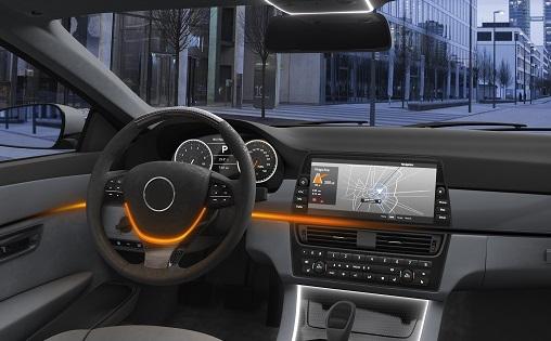Osram Shows Smart LED In-Car Lighting Scenarios - The