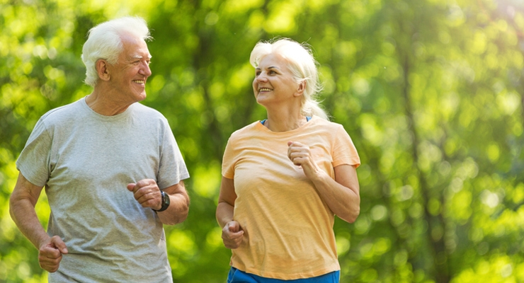 Study Finds Astaxanthin Formula Benefits Seniors with Sarcopenia-Derived Muscle Loss