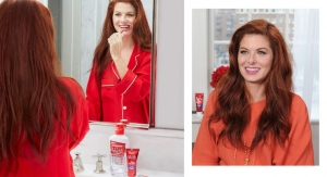 Colgate Optic White Partners With Debra Messing