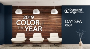 Diamond Vogel Announces 2019 Color of the Year