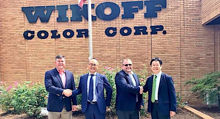 Asahi Photoproducts signs Wikoff Color as US distributor