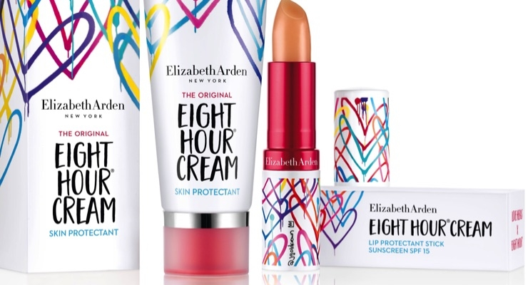 Love Heals at Elizabeth Arden