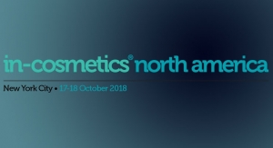 In-Cosmetics North America Starts Tomorrow!