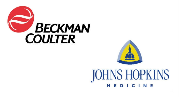 Beckman Coulter Diagnostics Joins Forces With Johns Hopkins