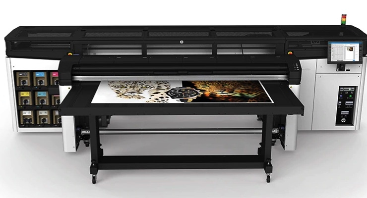 HP Unveils New Large Format Print Solutions for Signage, Décor