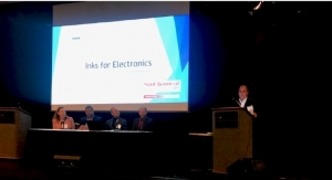 Inaugural Electronic and Conductive Ink Conference