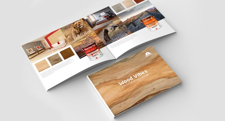 Axalta Introduces Wood Vibes Collection for the Wood Finishing Industry