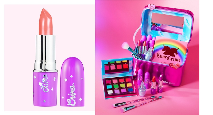 Lime Crime Launches 10th Birthday Collection