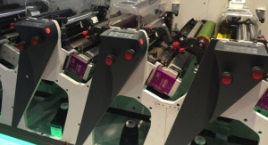 GEW reports record number of systems at Labelexpo